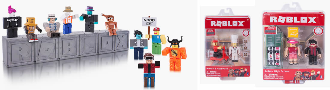 Details About Roblox Work At A Pizza Place Game Pack Roblox Work At A Pizza Place Toys Toysnow